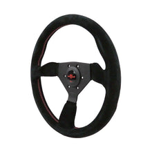 Load image into Gallery viewer, 330MM PERSONAL NEO GRINTA SUEDE LEATHER STEERING WHEEL