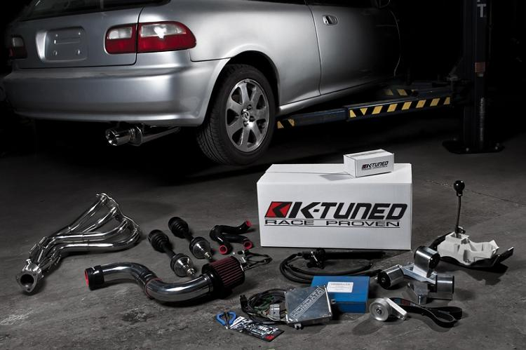 K-TUNED K-SWAP PACKAGE LEVEL TWO
