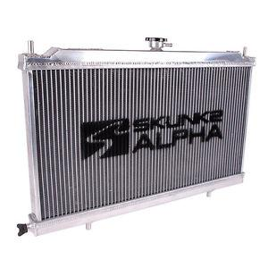 SKUNK2 ALPHA SERIES RADIATOR 88-91 HONDA CIVIC EF CRX