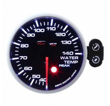 Load image into Gallery viewer, DEPO RACING 60MM WATER TEMP GAUGE