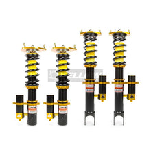 Load image into Gallery viewer, MITSUBISHI EVOLUTION 1 YELLOW SPEED RACING CLUB PERFORMANCE COILOVERS