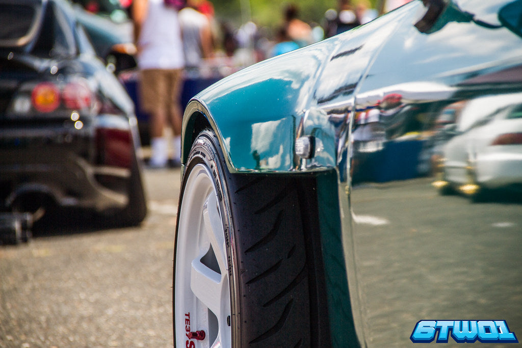 Front Wheel arch