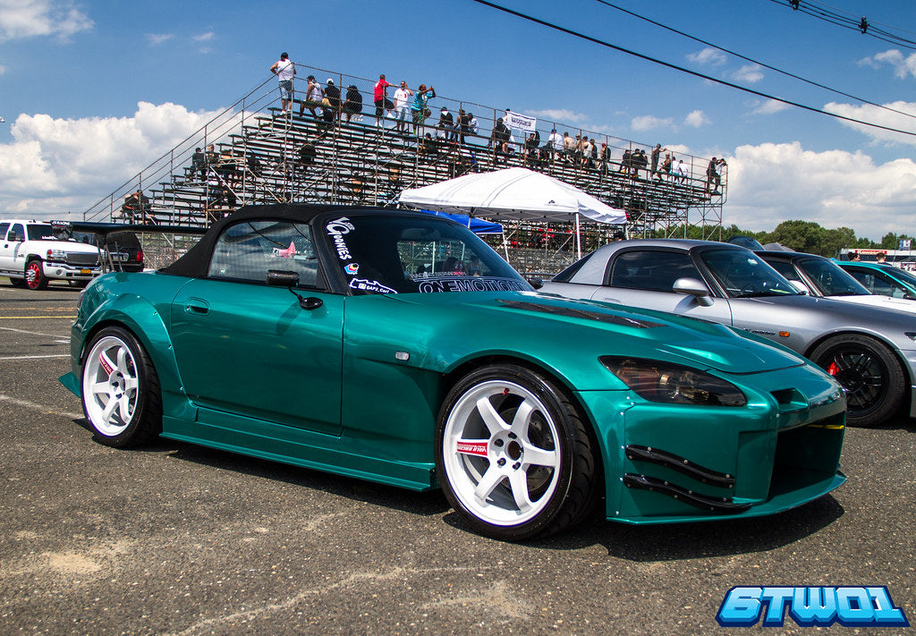 S2000 Front on