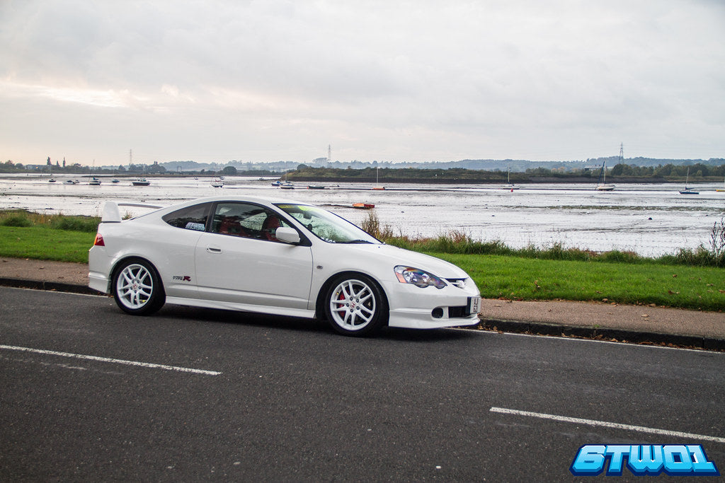 Dc5 side on front