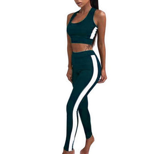 "fit-sleeves - ""Clever"" 2-piece Workout Outfit - Fit Sleeves -"