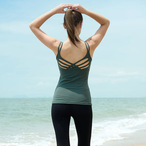 "fit-sleeves - ""Cross Sport"" Tank Top - Fit Sleeves -"