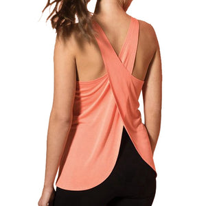 fit-sleeves - Workout Tank Top For Women - Fit Sleeves -