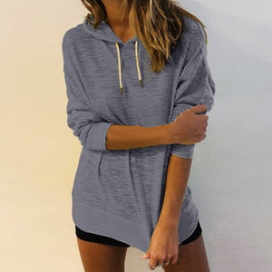 "fit-sleeves - ""Loose"" Comfort Hoodie - Fit Sleeves -"