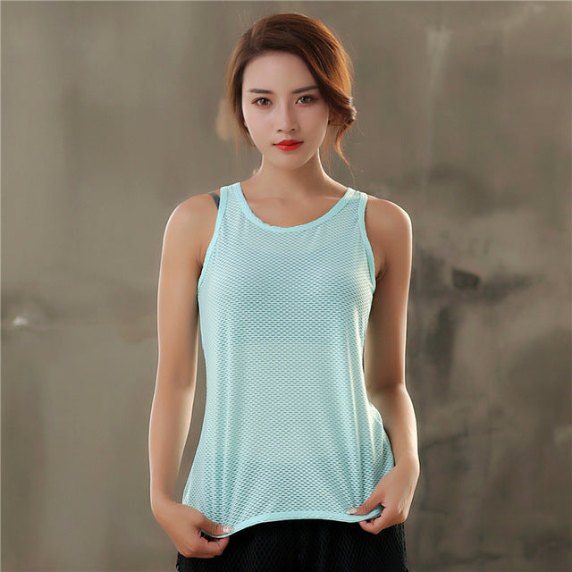"fit-sleeves - ""Racerback"" Tank Top - Fit Sleeves -"