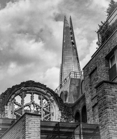 SHARD AND THE WHEEL A4 / A3