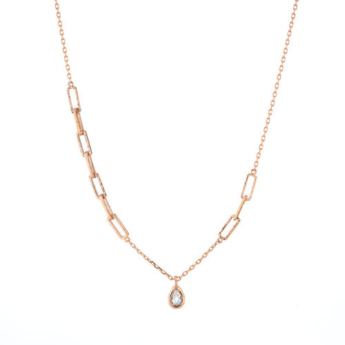 Transitory Gold Necklace