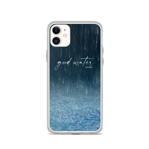 Good Water iPhone Case