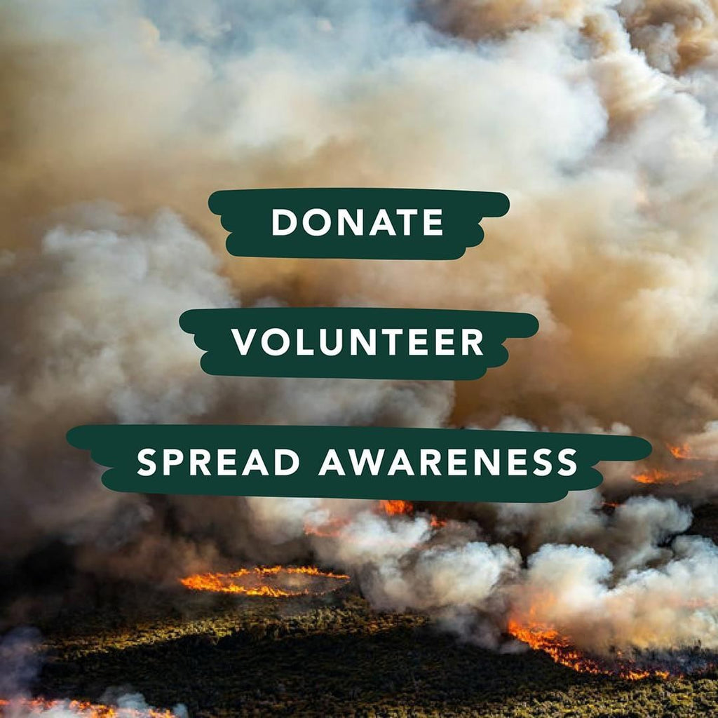 Australian Bush Fires - How to Help