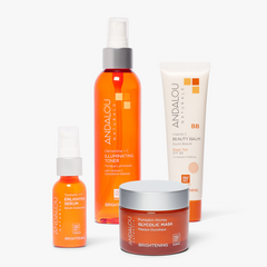Andalou Brightening Products