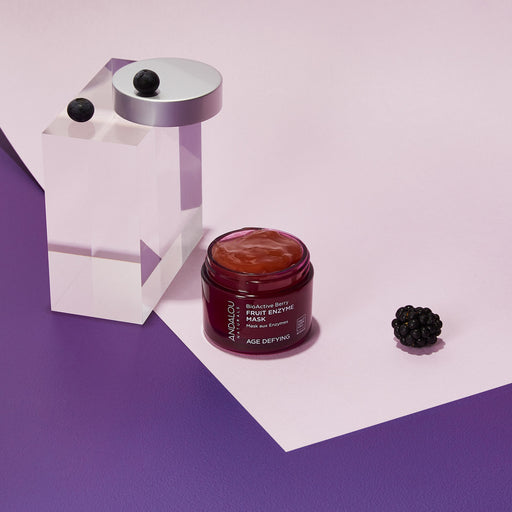 Age Defying BioActive Berry Fruit Enzyme Mask