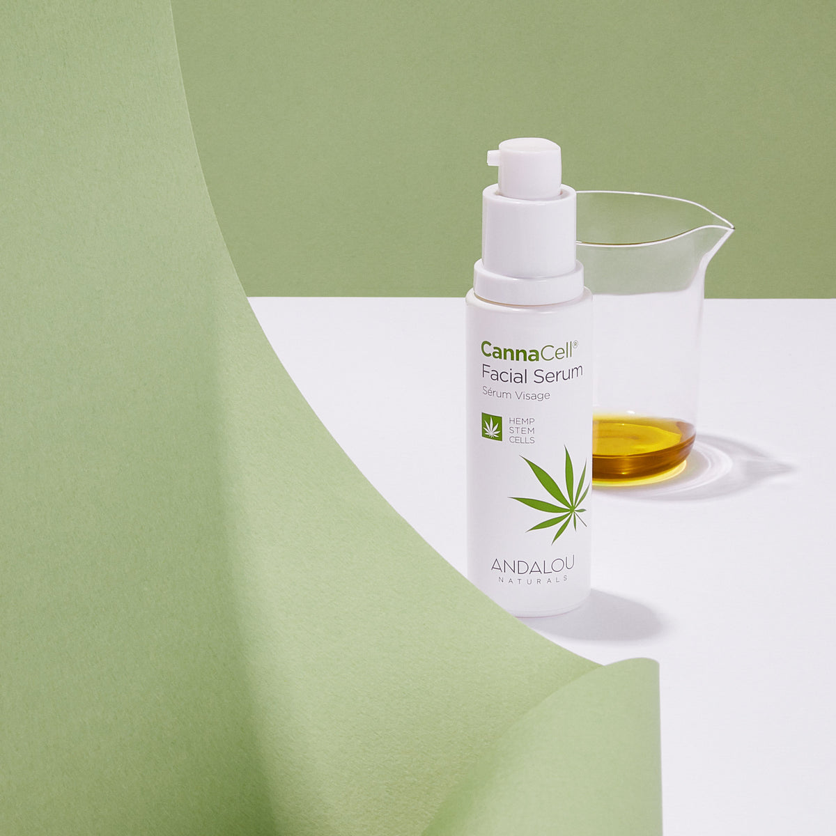 CannaCell Facial Serum
