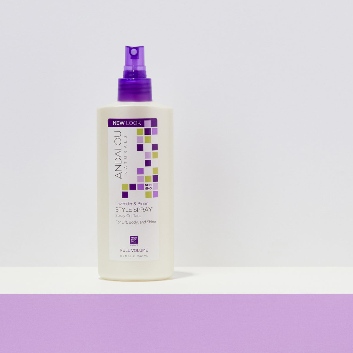 Lavender & Biotin Full Volume Hair Style Spray