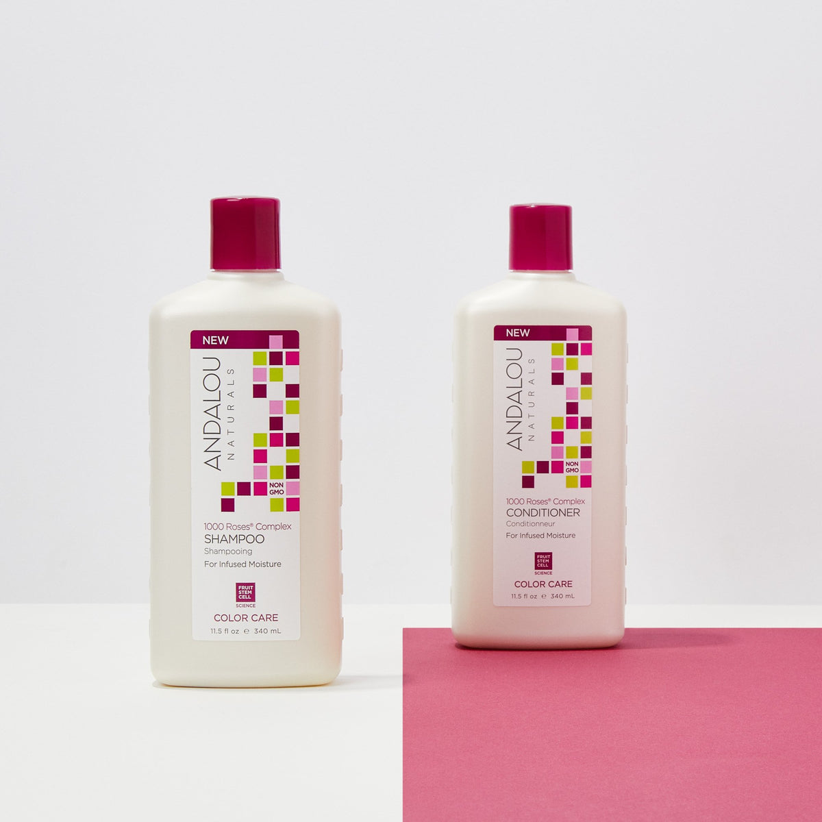 1000 Roses Complex Color Care Conditioner - Andalou Naturals US