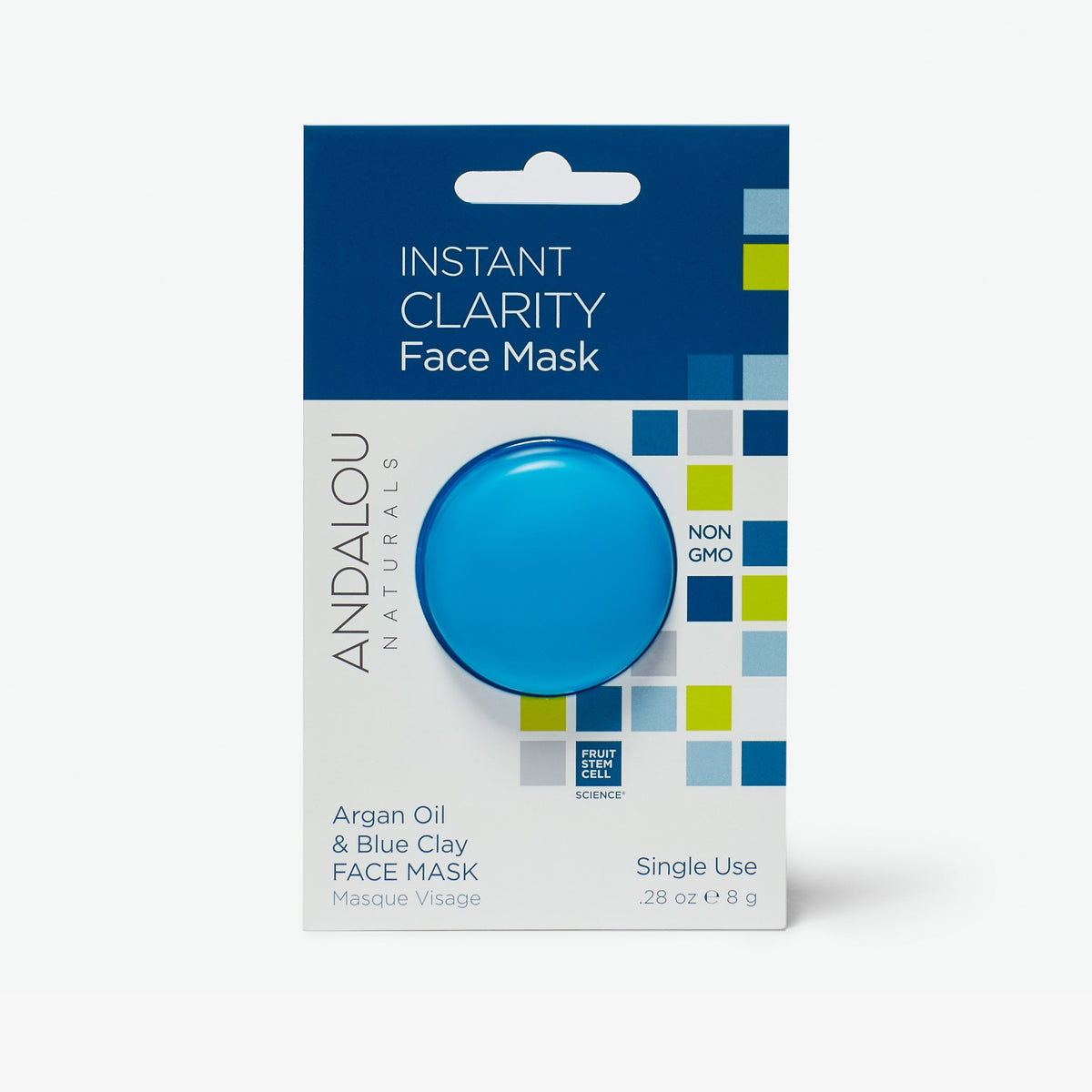 Instant Clarity Clay Mask Pod