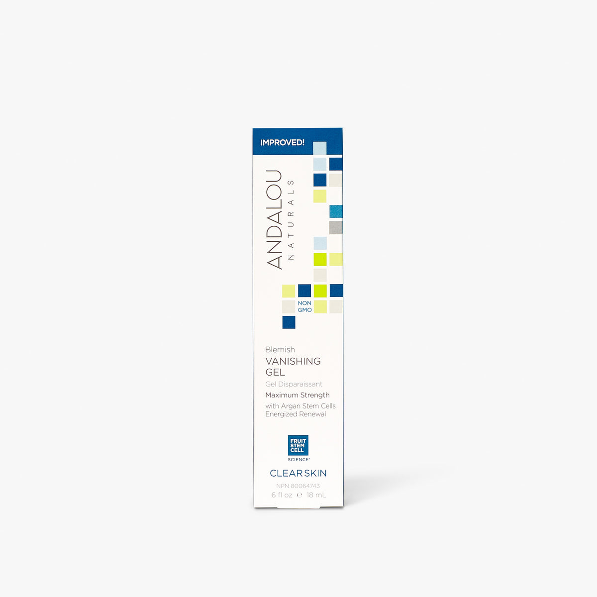 Clear Skin Blemish Vanishing Gel - Andalou Naturals US