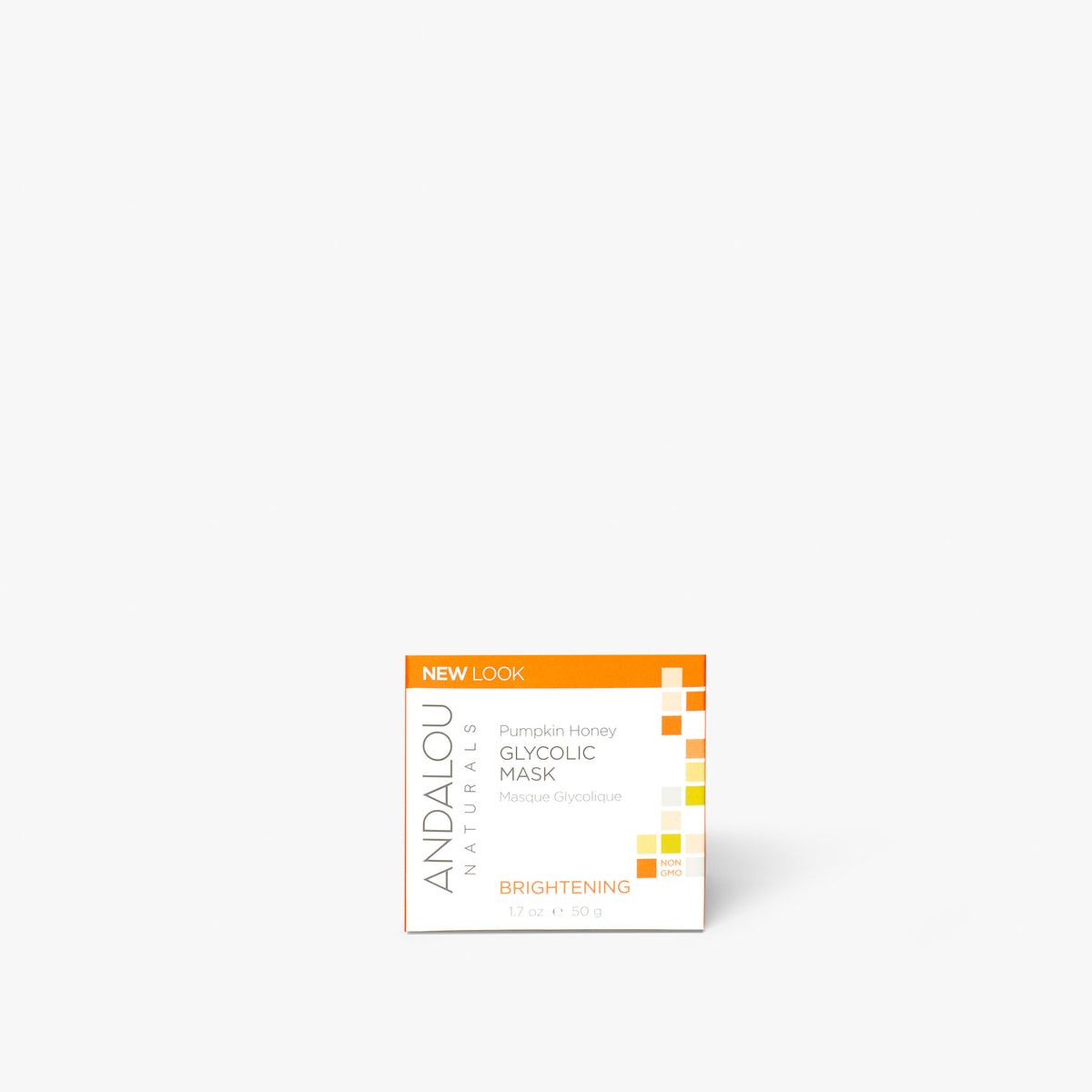 Brightening Pumpkin Honey Glycolic Mask carton