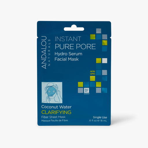 Instant Pure Pore Hydro Serum Facial Sheet Mask