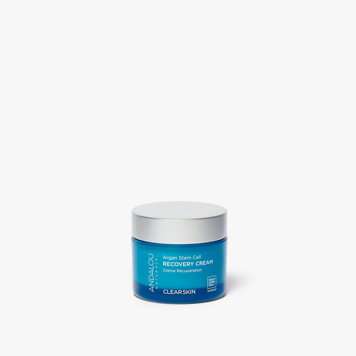Clear Skin Argan Stem Cell Recovery Cream jar