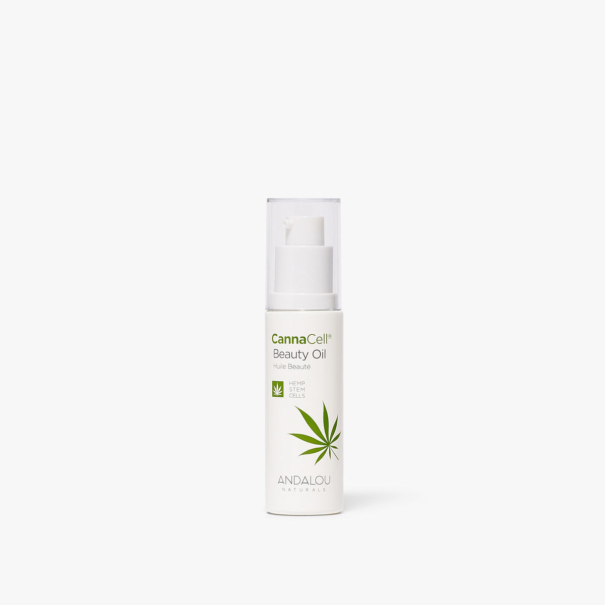 CannaCell Beauty Oil - Andalou Naturals US