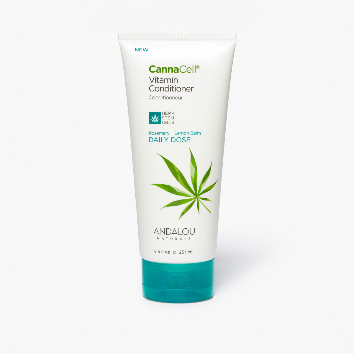 CannaCell Vitamin Conditioner - Daily Dose - Andalou Naturals US