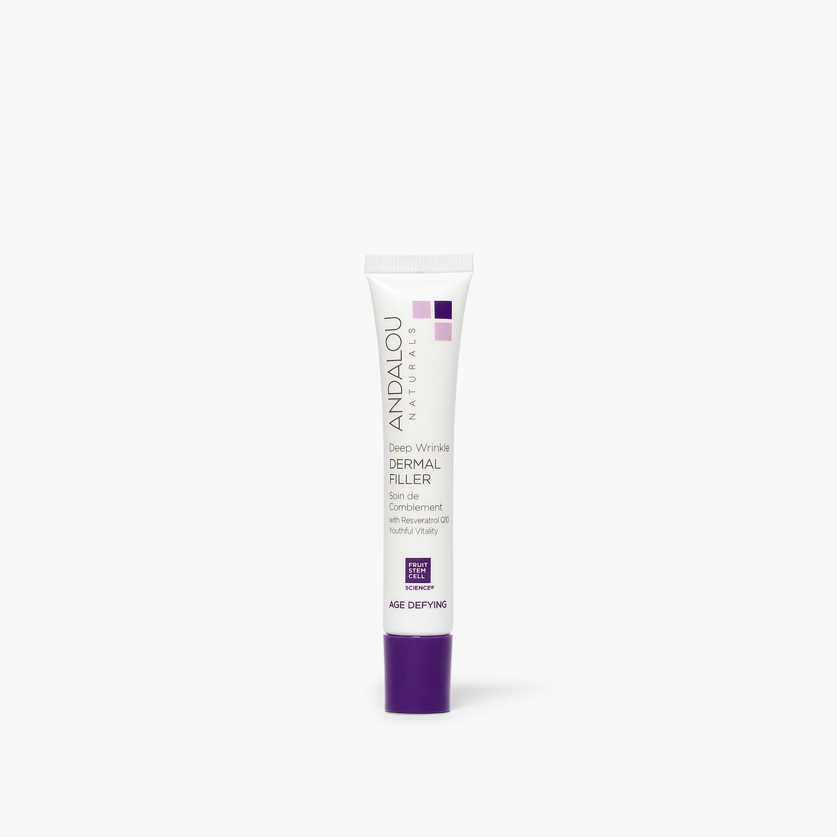 Age Defying Deep Wrinkle Dermal Filler - Andalou Naturals US