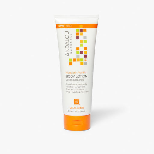 Mandarin Vanilla Vitalizing Body Lotion