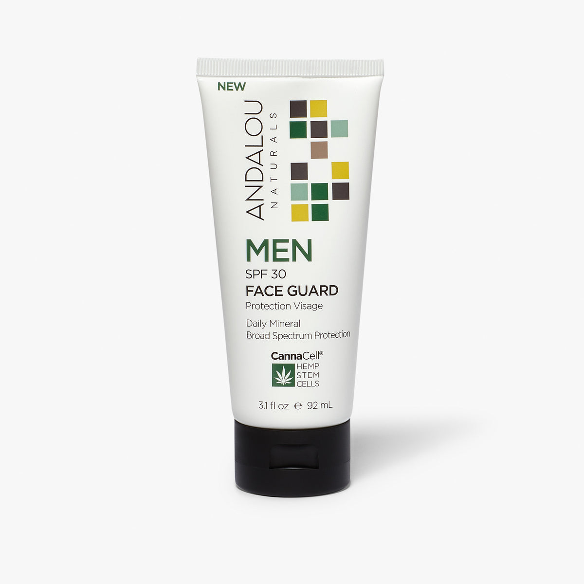 MEN SPF 30 Face Guard - Andalou Naturals US