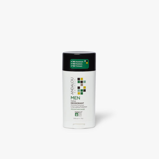 MEN Herbal Deodorant - Mountain Sage