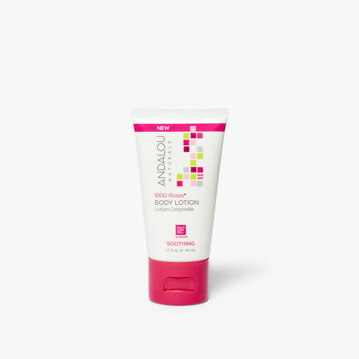 Sensitive 1000 Roses Soothing Body Lotion | Trial Size