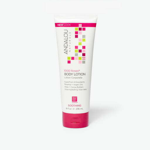Sensitive 1000 Roses Soothing Body Lotion
