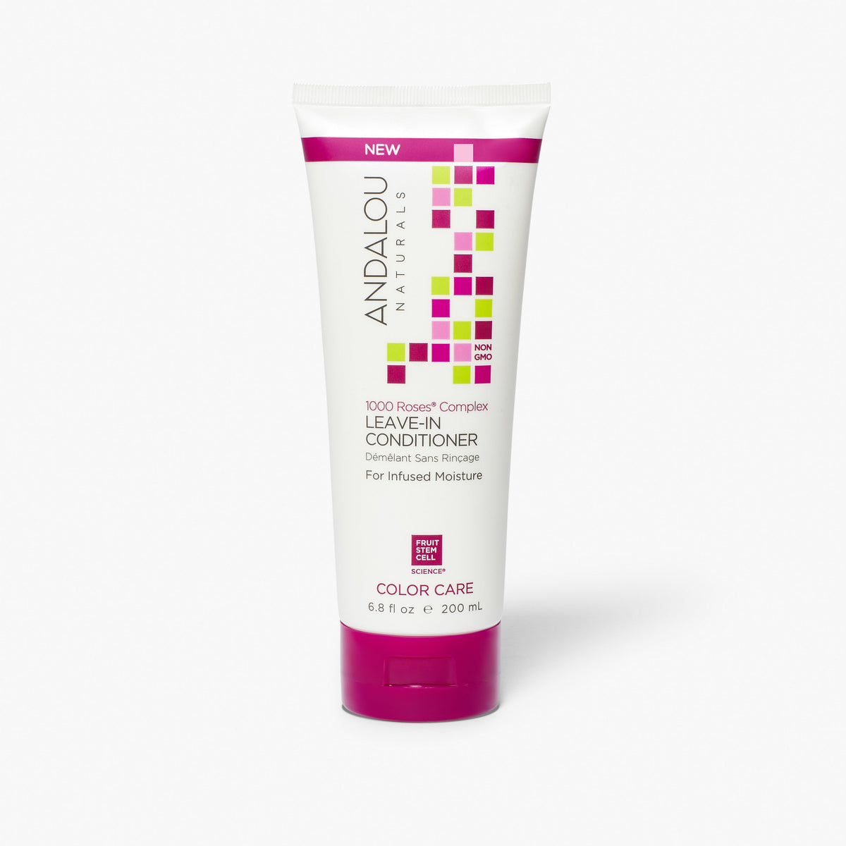 1000 Roses Complex Color Care Leave-In Conditioner - Andalou Naturals US