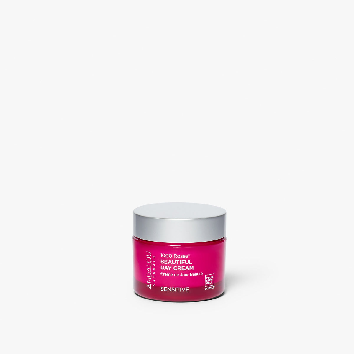 Sensitive 1000 Roses Beautiful Day Cream - Andalou Naturals US