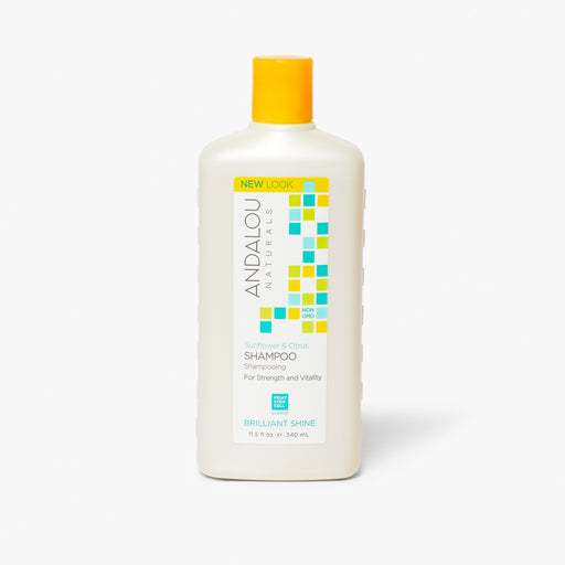 Sunflower & Citrus Brilliant Shine Shampoo