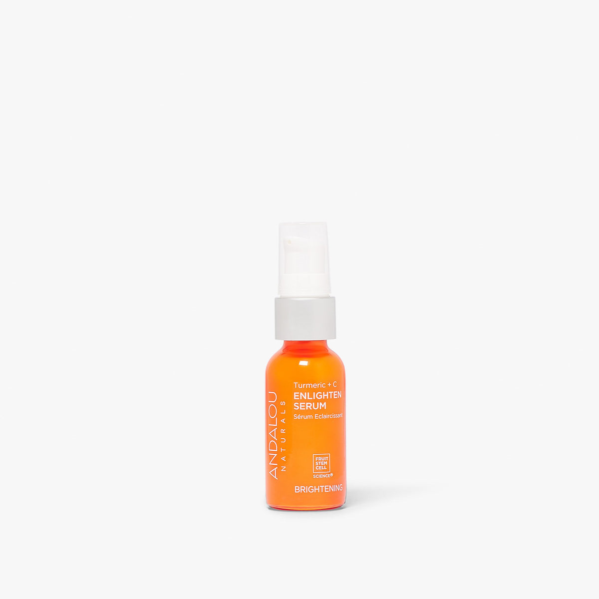 Brightening Turmeric + C Enlighten Serum - Andalou Naturals US