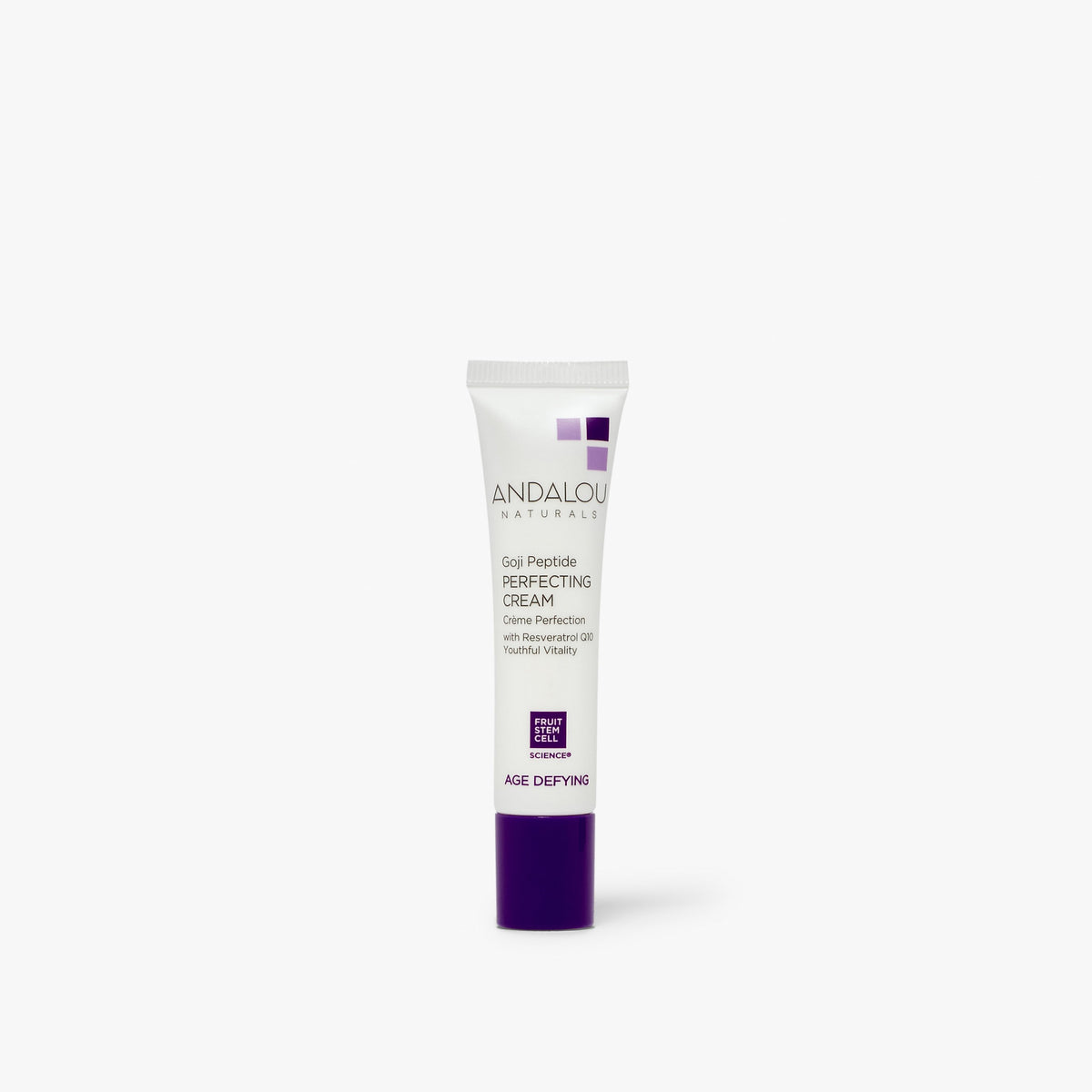 Andalou Naturals Age Defying Goji Peptide Perfecting Cream Sample Size