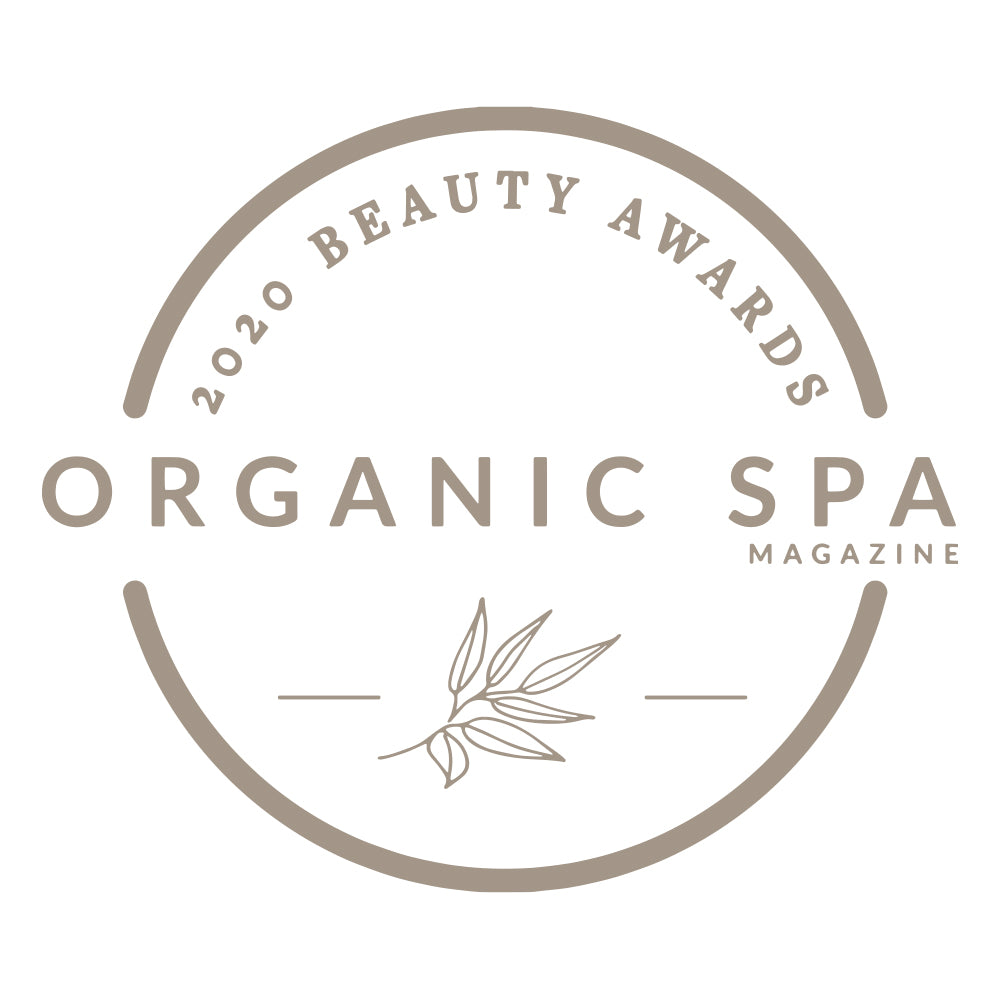 Organic Spa Magazine 2020 Beauty Awards Winner