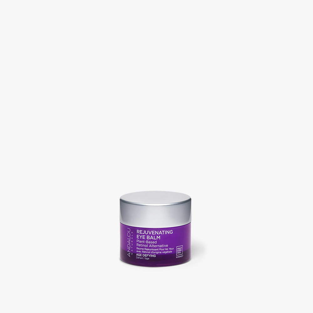 Age Defying Rejuvenating Plant-Based Retinol Alternative Eye Balm - Andalou Naturals US