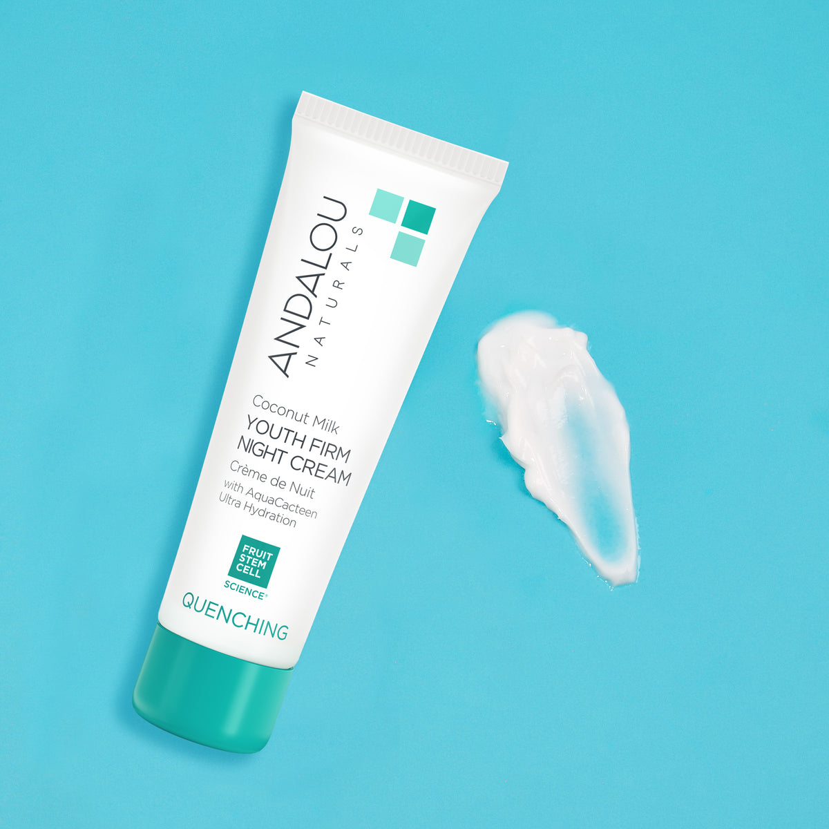 Smear of Quenching Coconut Milk Youth Firm Night Cream
