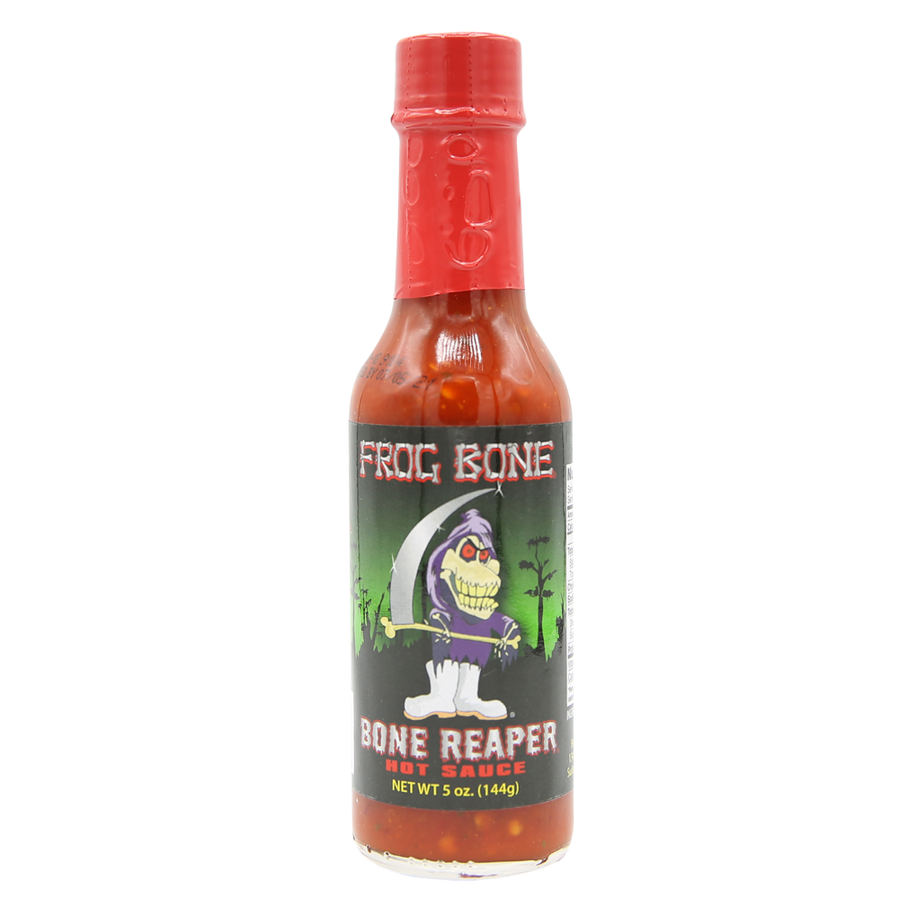 Frog Bone- Bone Reaper Hot Sauce, 5oz