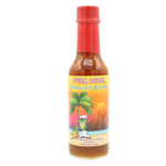 Frog Bone Hawaiian Bayou Pineapple Habanero Teriyaki Hot Sauce, 5oz