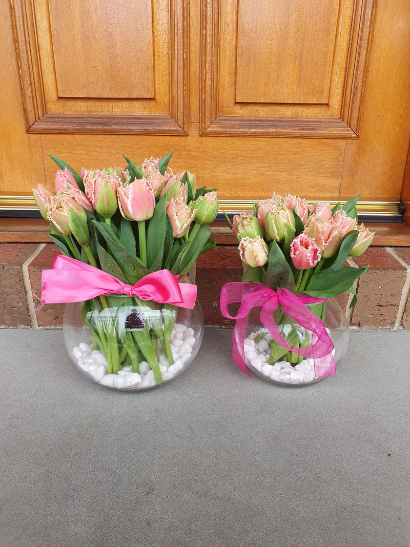Fish Bowl Vases - Packages (Small) 15cm