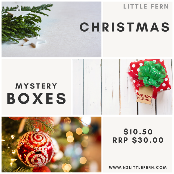 Stocking Stuffer - Christmas Mystery Box – Baby