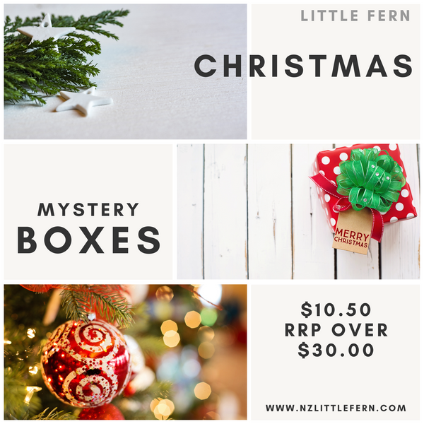 Stocking Stuffer - Christmas Mystery Box - Baby