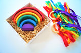 RAINBOW GIFTBOX