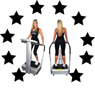 Full Body Snatch Vibration Plate Workout (10, 20, 30 or 60 Min) Session